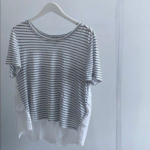 Joie 100% silk t-shirt